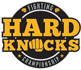Hard Knocks Fighting Logo